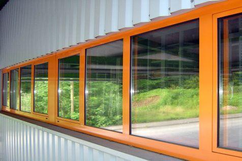 Fenster Band kaufmann ag fensterband bei industriehalle